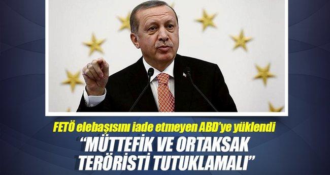 Müttefik ve ortaksak teröristi tutuklamalı