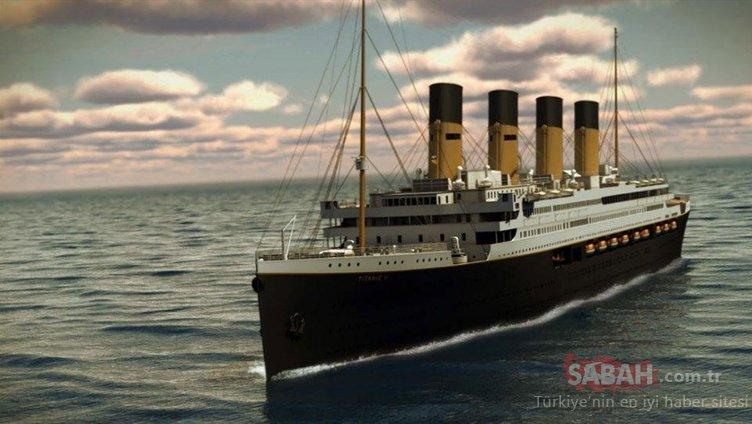 Titanic 2 için tarih verildi