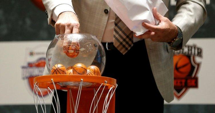 Türkiye Basketbol 1. Ligi'nde fikstür belli oldu
