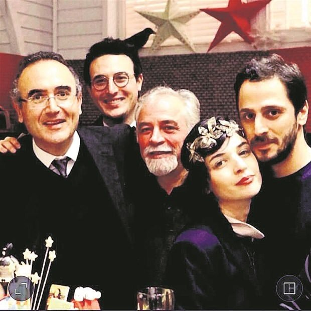 Gonca Vuslateri evlendi