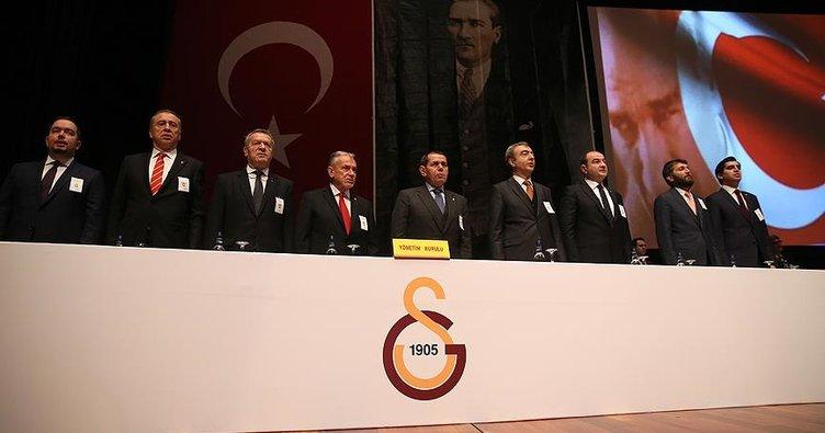 Galatasaray'ın net borcu açıklandı! İşte detaylar...