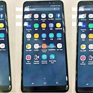 Samsung Galaxy A8 (2018) çift ön kamerayla geliyor!