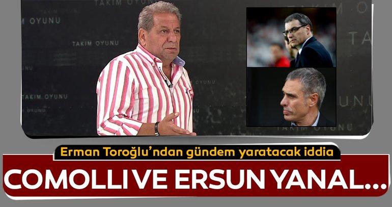 Erman Toroğlu'ndan BB Erzurumspor - Fenerbahçe maçı sonrası şok iddia