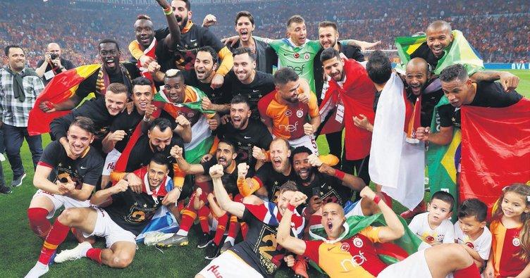 Yaz tahtaya bir daha: Şampiyon Galatasaray