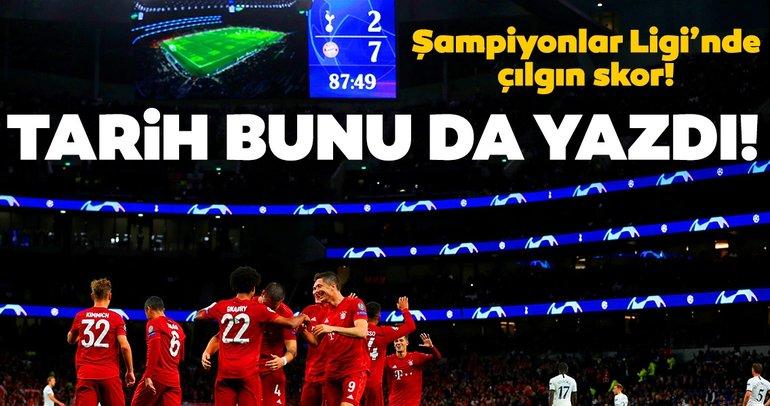 Şampiyonlar Ligi'ne damga vuran maçlar (Manchester City, Atletico Madrid, Kızılyıldız, Bayern Münih, Tottenham)