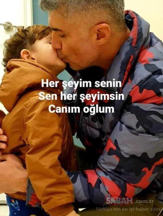 Özcan Deniz 30 yaşındaki güzel oyuncu İrem Helvacıoğlu ile... Seni Çok Bekledim ile ekranlara dönen Özcan Deniz sosyal medyada paylaştı!