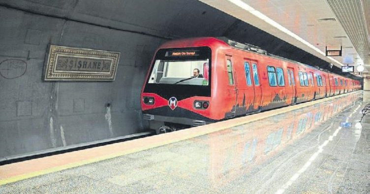 Antalya metrosuna 2019'da kavuşuyor