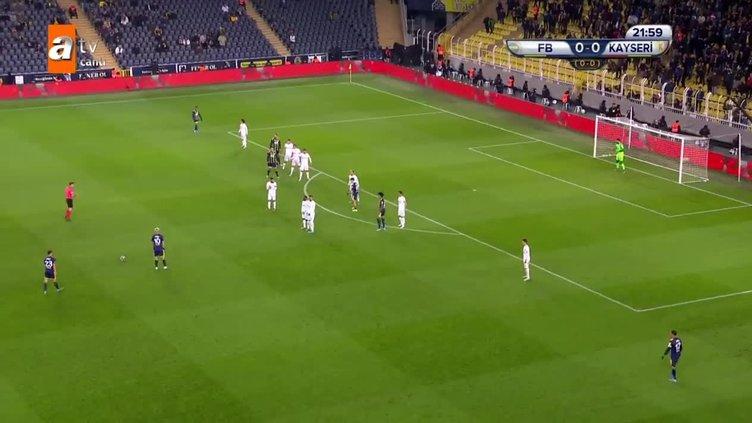Fenerbahçe 1-0 Kayserispor