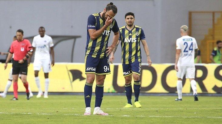 Şakası bile kötü! Fenerbahçe'de vizyon bombardımanı