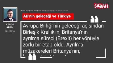 Kerem Alkin 'AB'nin geleceği ve Türkiye'