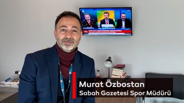 Sabah Gazetesi Spor Müdürü Murat Özbostan Mustafa Cengiz'in açıklamalarını yorumladı...