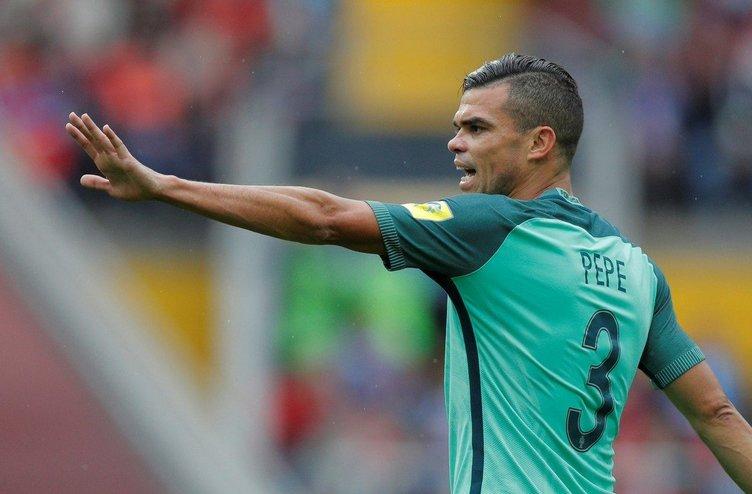 Beşiktaş, Pepe'yi bitirdi!