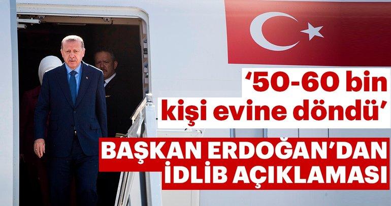 Başkan Erdoğandan kritik açıklamalar