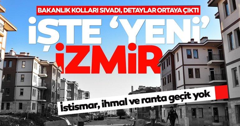 Son dakika haberleri... İzmir projesi ortaya çıktı! İşte 'Yeni' İzmir