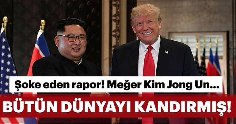 ABD'den flaş rapor! Kuzey Kore nükleer yapımına gizlice devam ediyor