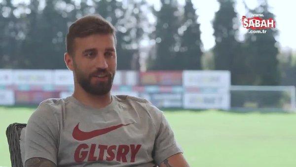 İşte Galatasaray'ın yeni transferi Alpaslan Öztürk'ün ilk açıklamaları!   Video