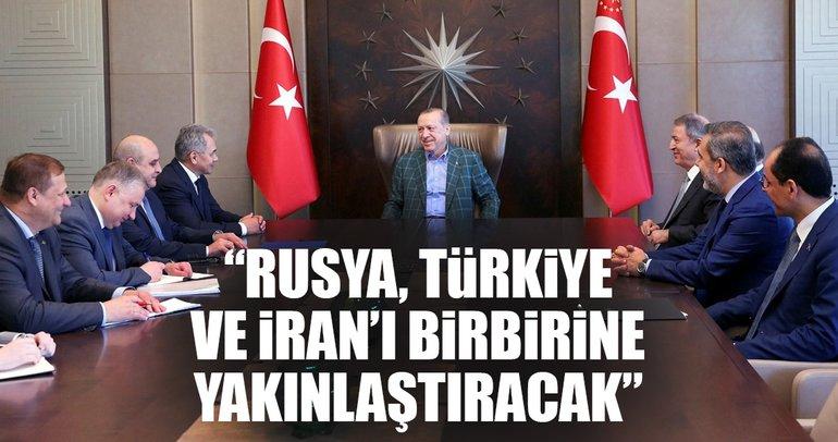 """""""Rusya, Türkiye ve İran'ı birbirine yakınlaştıracak"""""""