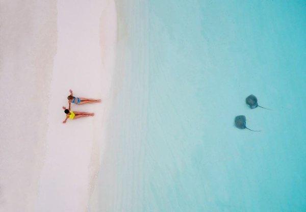 İşte bu yılın en iyi drone fotoğrafları