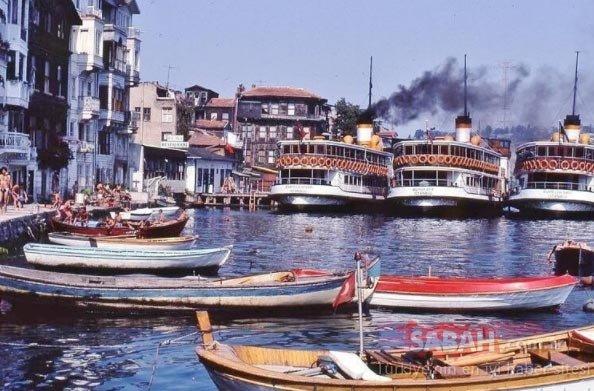 Arşivlerden çıkan görülmemiş İstanbul fotoğrafları