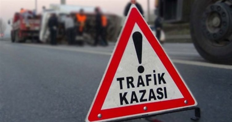 Sivas'ta trafik kazası: 10 yaralı