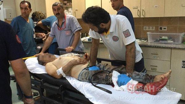 Kurban Bayramında acemi kasaplar hastanelere akın etti!
