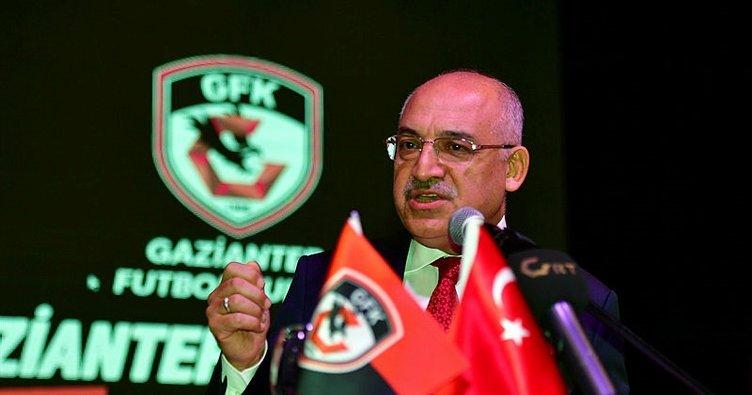 Mehmet Büyükekşi: G.Saray maçında puan veya puanlar bekliyoruz