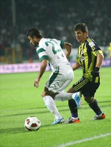 Bursaspor - Fenerbahçe maçının yorumları