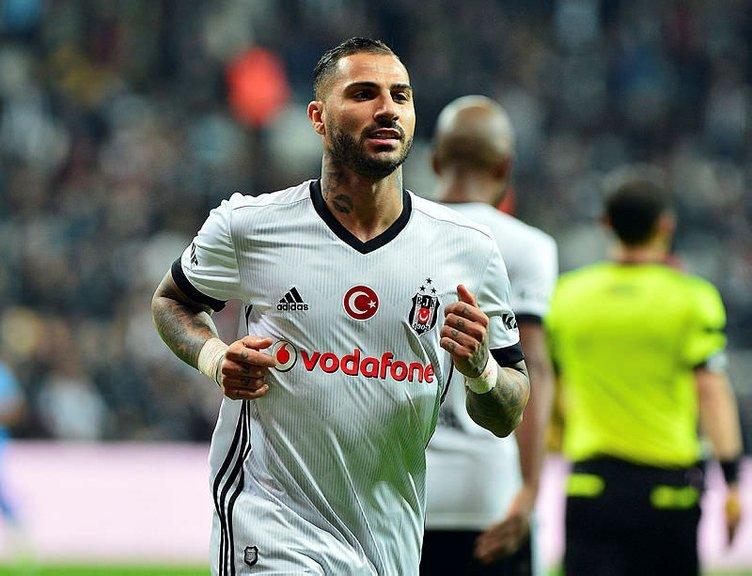 Beşiktaş günün transfer haberleri Çinden piyango gibi teklif 16