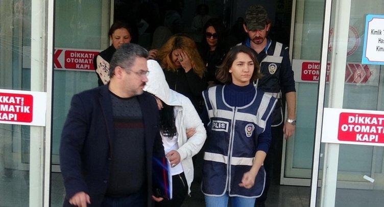 Karabük'te fuhuş operasyonu: 6 gözaltı