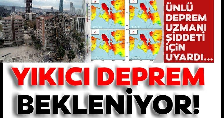 Yıkıcı depremler geliyor! Son dakika uyarısı uzman isimden geldi! Depremin şiddetini de açıkladı