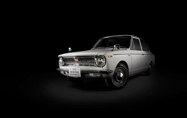 Toyota Corolla'ya 50.yıla özel seri