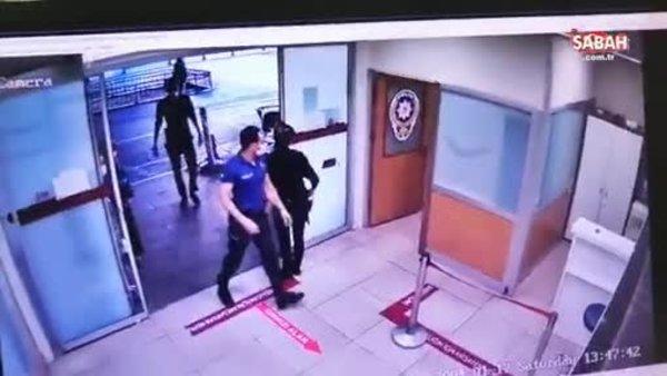 Son dakika haberi: İstanbul'da 'Maske tak' uyarısı ardından terör estirip polise saldıran kadın kamerada | Video