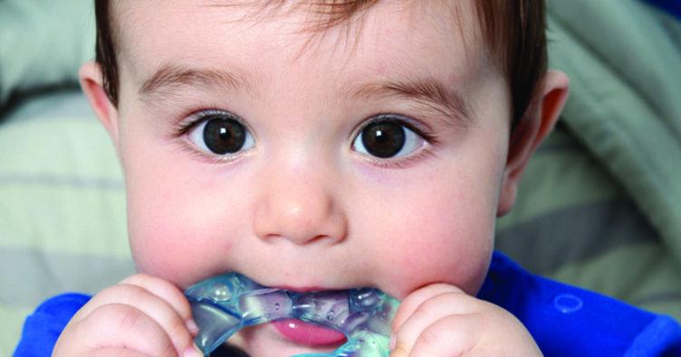 Bebeğim diş çıkarıyor