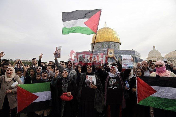 ABD ile İsrail'in Kudüs provokasyonu