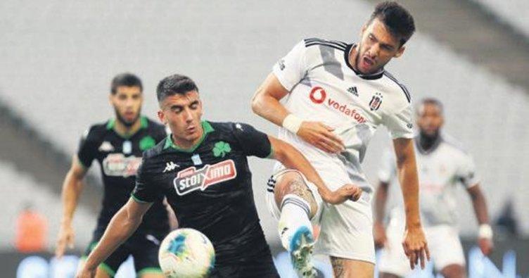 Beşiktaş'ın umudu gençler