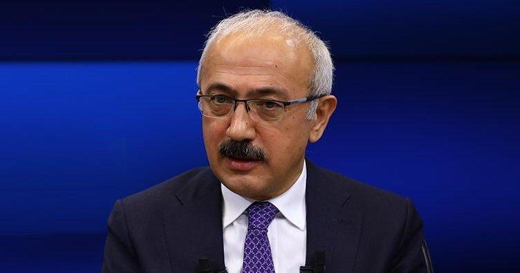 Son dakika haberi: Bakan Elvan 128 milyar dolar yalanına kanunla cevap verdi: Tüm işlemler yasal ve şeffaftır