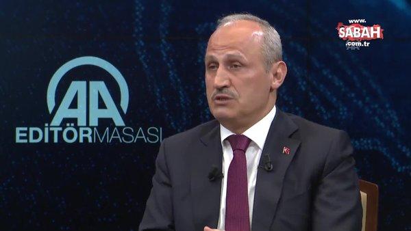 Bakan Turhan seçimlere yönelik hazırlıkları açıkladı!
