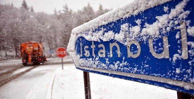 Meteoroloji'den son dakika hava durumu uyarısı geldi! İstanbul'a ne zaman kar yağacak?  - İşte yanıtı