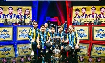 1907 Fenerbahçe Espor takımı şampiyon oldu!