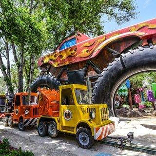 Başkent'in turist fabrikası Wonderland Eurasıa yarın açılıyor