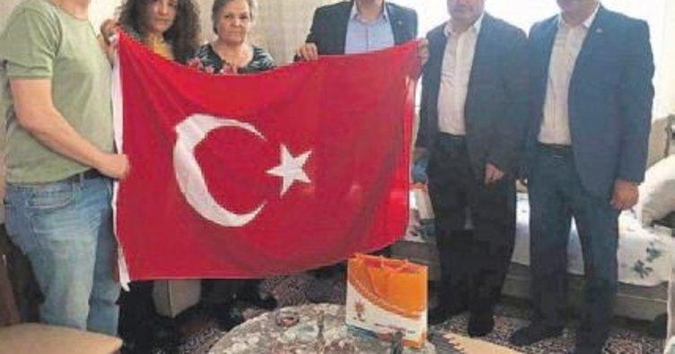 Bu gurur AK Parti İzmir'in
