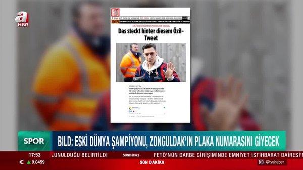 Mesut Özil'in Fenerbahçe'ye transferi Avrupa basınında!   Video