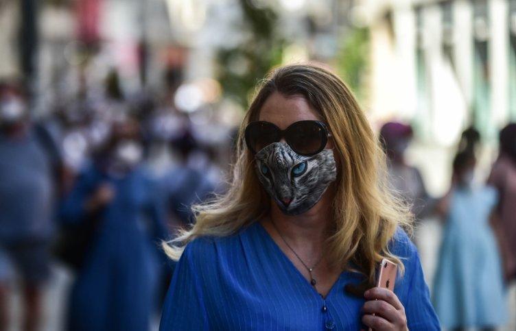 İstanbul sokaklarında ilginç maske manzaraları! Türk halkı en çok hangisini tercih ediyor?