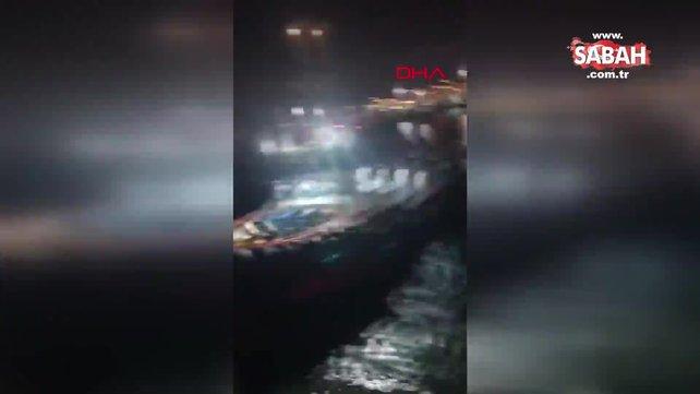 Marmara Denizi'nde arabalı yolcu feribotu arızalandı, yüzlerce yolcu mahsur kaldı| Video