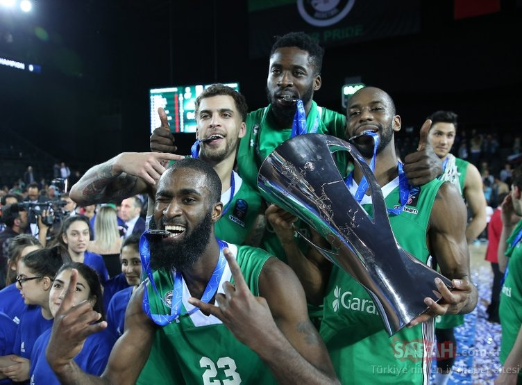 Türk basketbolu 2018'e damga vurdu