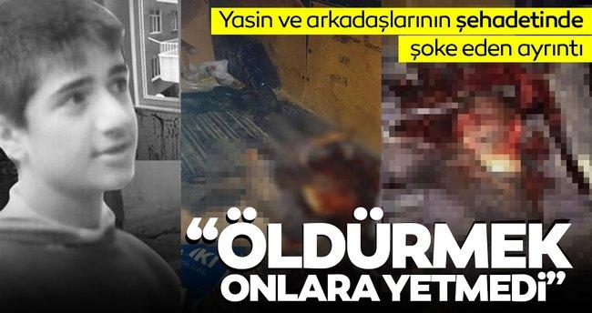 Son dakika haberi: Yasin Börü'nün yaralı kurtulan arkadaşı Yusuf Er o anları anlattı: Öldürmek bile onlara yetmedi! - Son Dakika Haberler