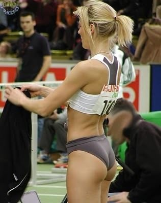 Tam zamanında çekilmiş spor kareleri!