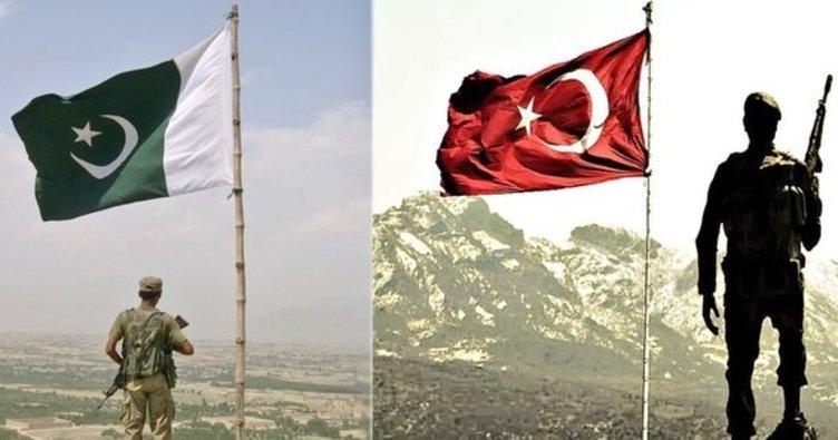 Pakistan'dan anlamlı Türkiye mesajı