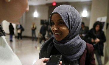 Ilhan Omar'dan Trump'a Cemal Kaşıkçı tepkisi