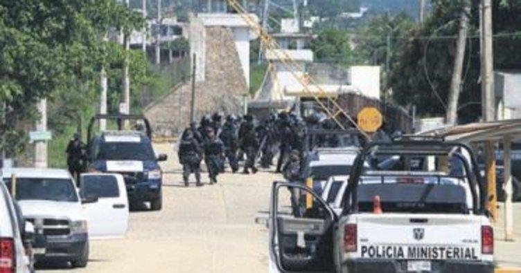 Hapishanede çete kavgası: 28 ölü